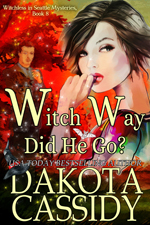 Witch Way Did He go - Dakota Cassidy