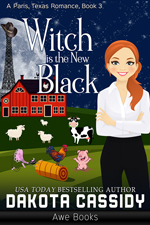 Witch is the new Black -- Dakota Cassidy